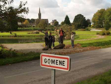 Bienvenue à Gomené !